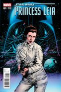 Star Wars Princess Leia Vol 1 1 Butch Guice Variant