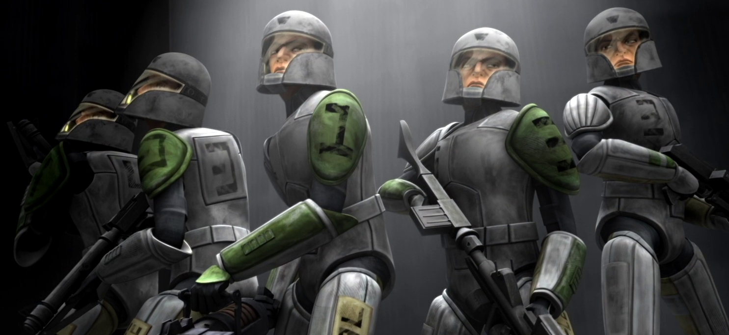 the armchair squid the clone wars clone cadets