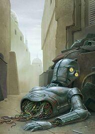 Droid EotE by Joel Hustak