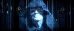 Emperor Palpatine DVD Empire Strikes Back