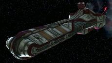Republic medical frigate