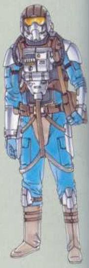 Star Wars RPG Armored Flight Suit