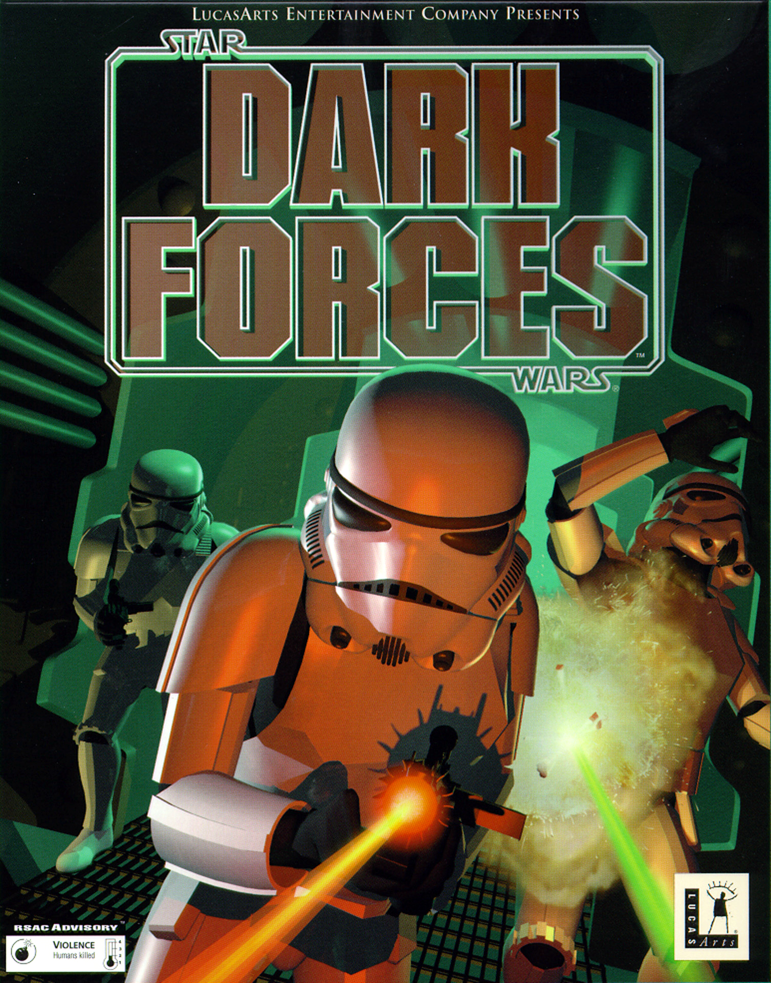 Image result for star wars dark forces