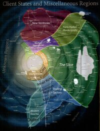 Miscellaneous regions