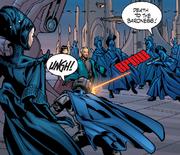 Assassination attempt on Baroness Omnino