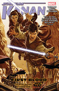 Kanan First Blood TPB final cover