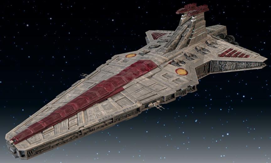 Venator-class Star Destroyer | Wookieepedia | Fandom ...