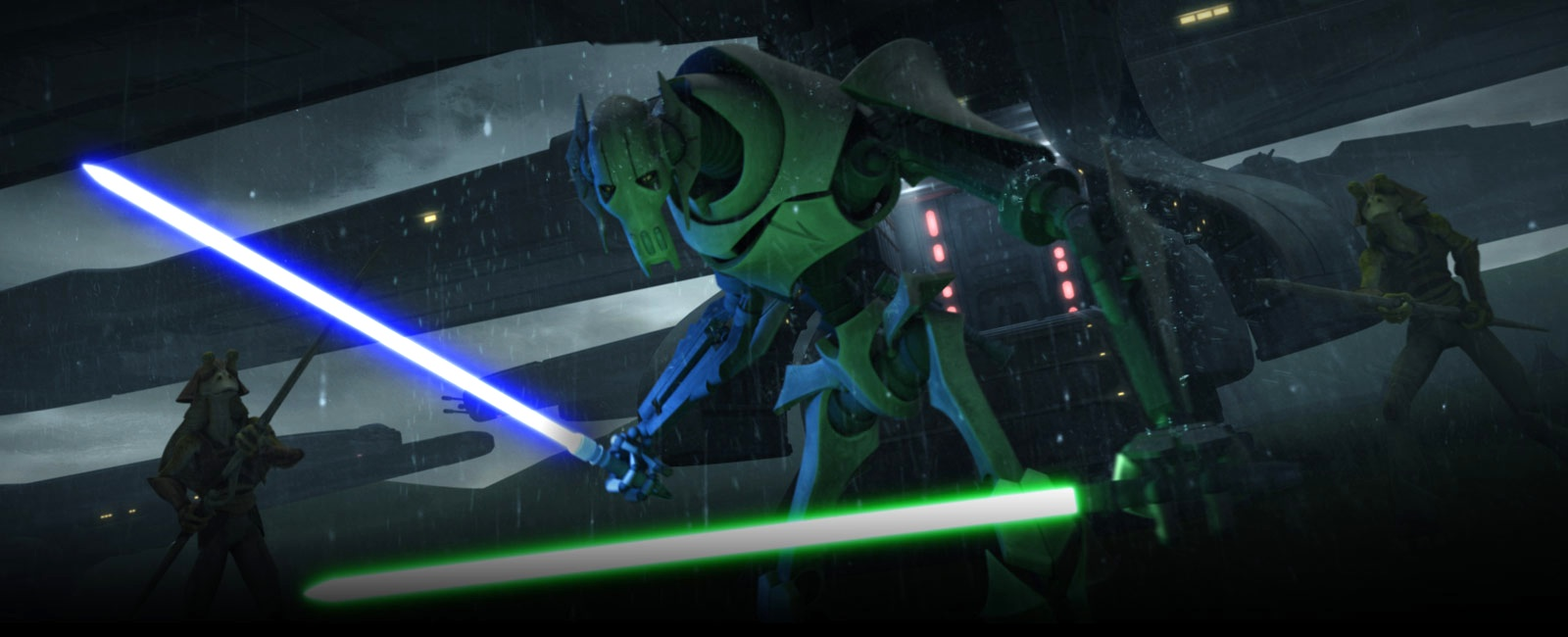 Star Wars: The Clone Wars - September 27th