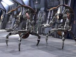 Q-series droidekas