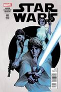 Star Wars Vol 2 2 Francis Yu Variant