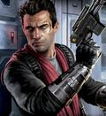 Agent Theron Shan
