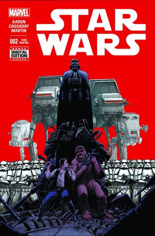 File:Star Wars Vol 2 2 3rd Printing Variant.jpg