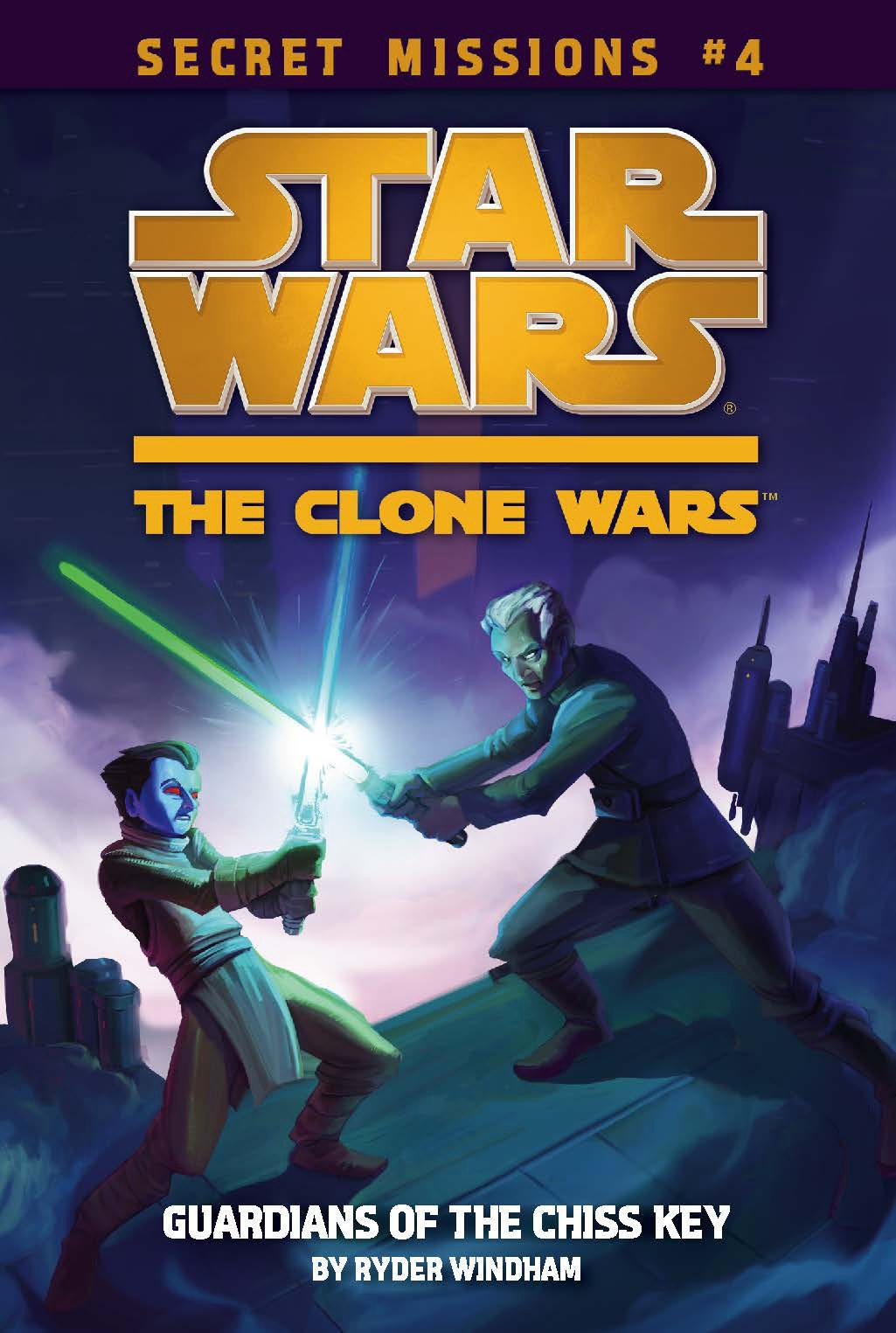 The Clone Wars Secret Missions 4 Guardians Of The Chiss