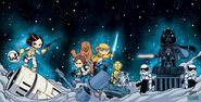 Star Wars Marvel 2015 Skottie Young