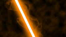 Orange lightsaber by nerfavari-d51snn6