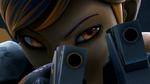 Sabine's close up