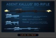 Agent Kallus' Bo-Rifle Aspects