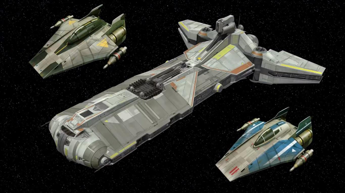 House Builder Games Rebel Capital Ship Star Wars Rebels Wiki Fandom