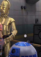 R2 and 3PO