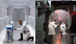 Droids in Distress Easter Egg