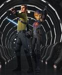 Star Wars Rebels magazine Poster