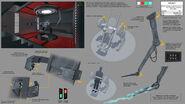 Fire Across the Galaxy Concept Art 17