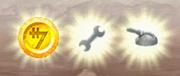 Power ups (Ghost Raid)