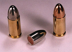 9mm Rounds FMJ