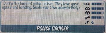 Danforth cruiser