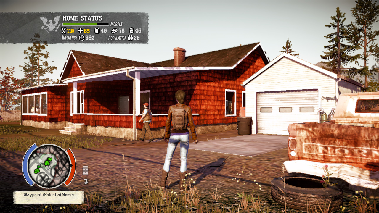 Kirkman Residence State Of Decay Wiki Fandom Powered