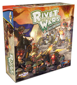 Rivet Wars Box