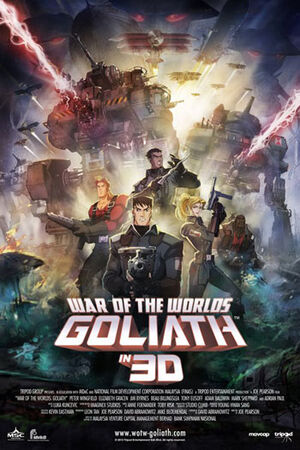 War of the Worlds- Goliath