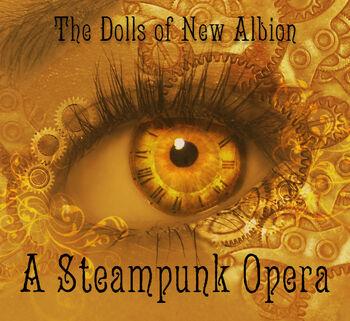A Steampunk Opera Cover