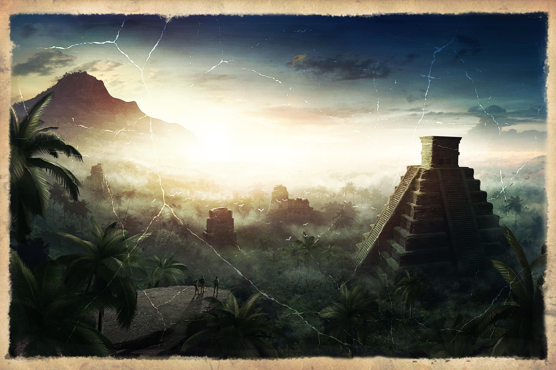 deadfall adventures background mayan - photo #6