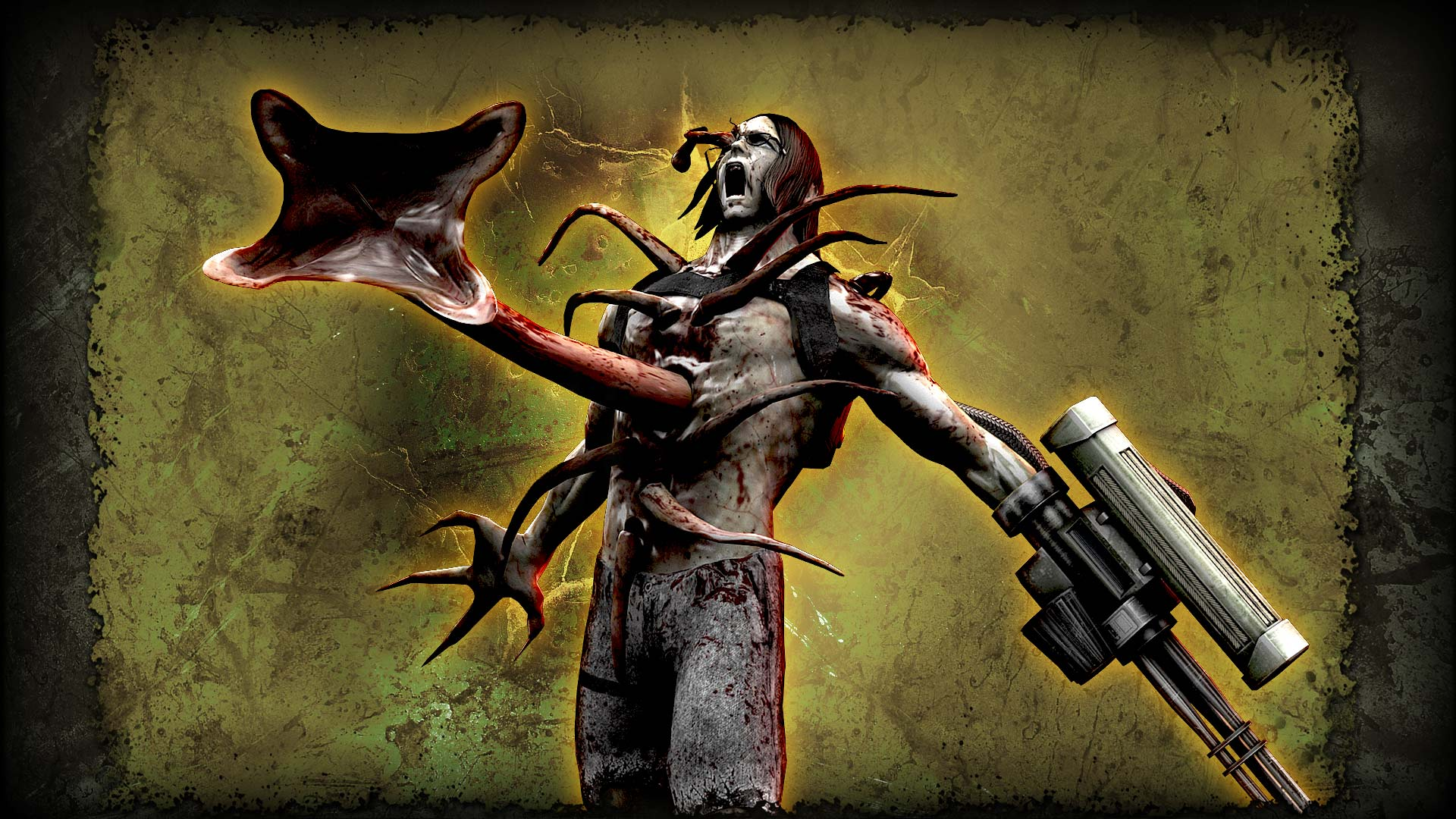 Killing Floor Patriarch Steam Trading Cards Wiki