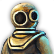 Abyss The Wraiths of Eden Emoticon diver.png
