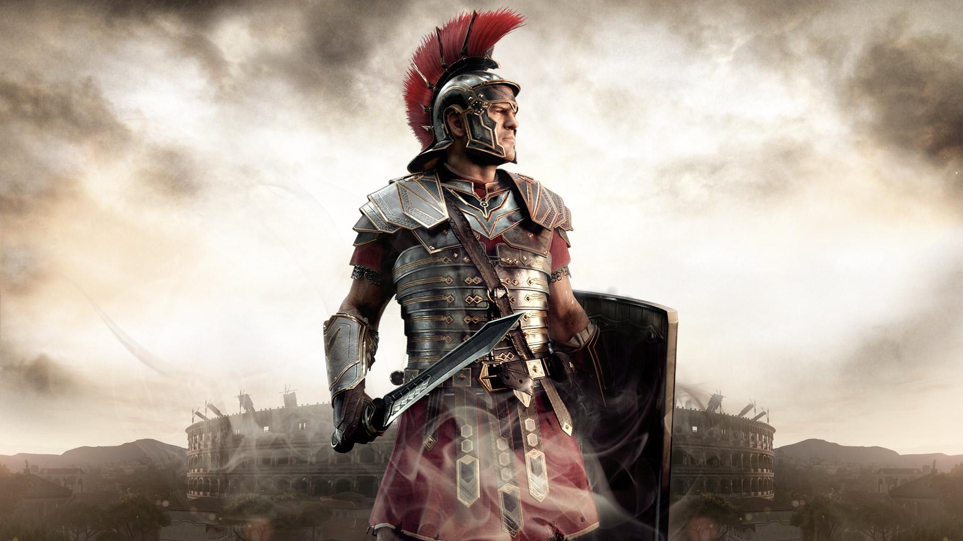 Ryse Son Of Rome Wallpaper: Ryse: Son Of Rome - Marius