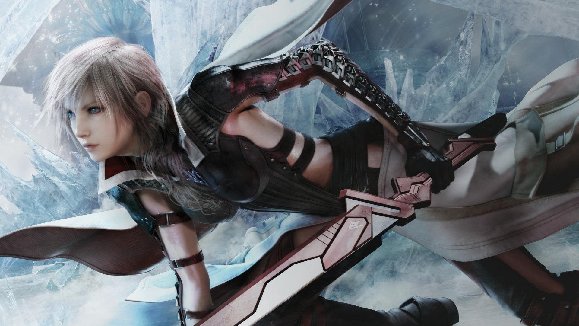 LIGHTNING RETURNS: FINAL FANTASY XIII - Lightning