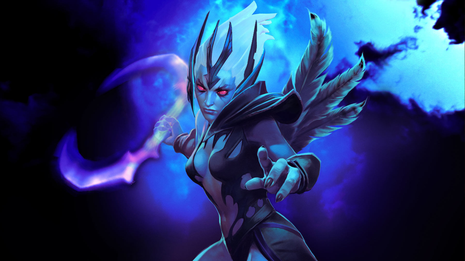 Dota 2 - Vengeful Spirit | Steam Trading Cards Wiki ...  Vengeful