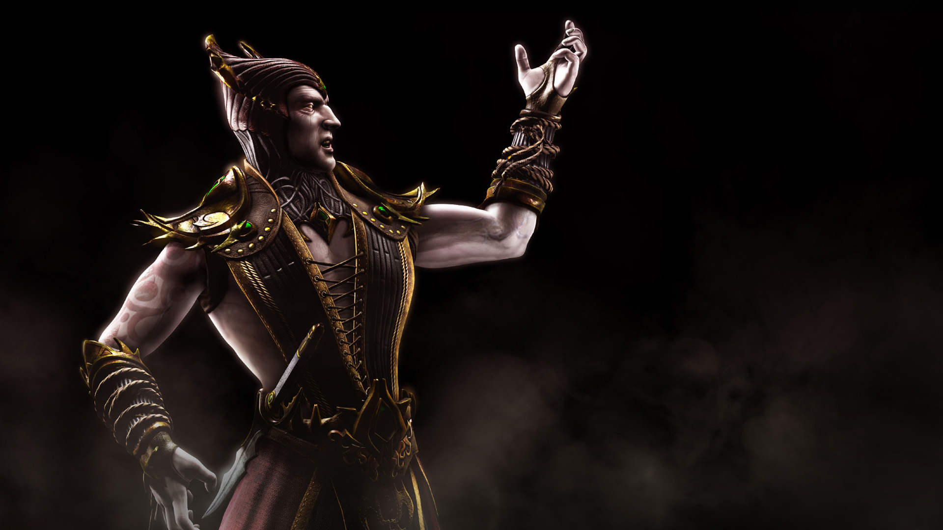 Mortal Kombat X - Shinnok | Steam Trading Cards Wiki ...