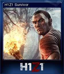 H1Z1 | Steam Trading Cards Wiki | FANDOM powered by Wikia