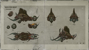 Razorfire Boar full