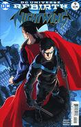 Nightwing 9b cover
