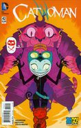Catwoman 42B Variant Cover