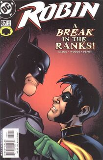 Robin 87 cover