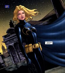 Steph Batgirl 1
