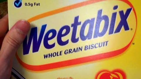 Weetabix (Day 521 - 4 29 11)