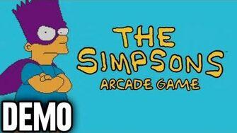 The Simpsons Arcade Game - Demo Fridays