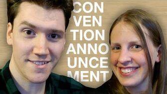 2016 CONVENTION ANNOUNCEMENT!
