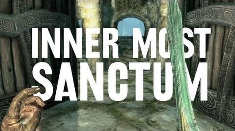 Inner Most Sanctum